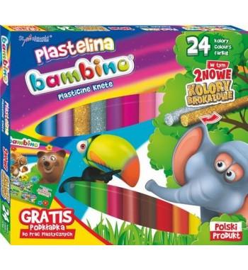 PLASTELINA A24 BAMBINO