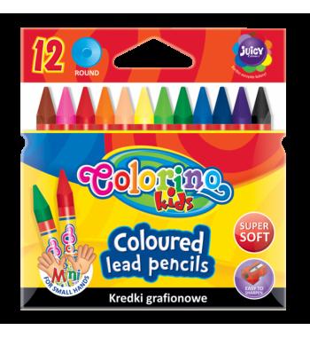 KREDKI GRAFIONOWE A12 COLORINO