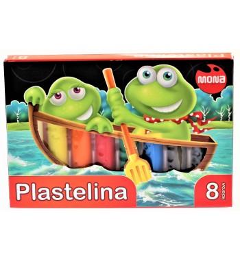 PLASTELINA A8 MONA
