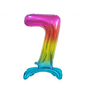 Balon foliowy Cyfra 7,...