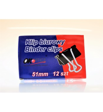 KLIP BIUROWY 51 MM A12