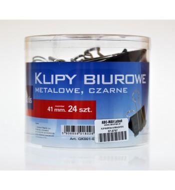 KLIP BIUROWY 41 MM A24 TETIS